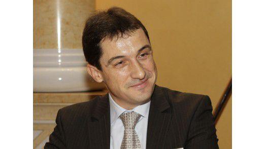 Michael Kollig, CIO der Danone Group für Europa.