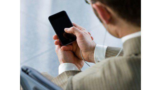 Private iPhones und andere Consumer-Endgeräte sind in deutschen Firmen seltener als in vielen Schwellenländern.