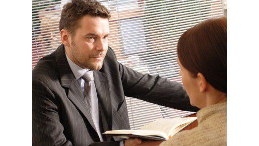 Das Gespräch mit den Kollegen wird auch von IT-lern sehr geschätzt.