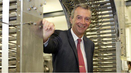 Bernd Kuntze, Haas Food Equipment GmbH.