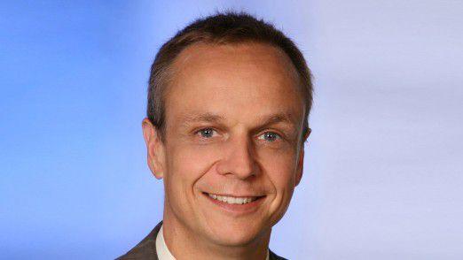 Volker Raupach von Johnson Controls Automotive Experience.