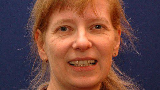 Astrid Fey, IT-Leiterin des Bundesinstituts für Berufsbildung (BIBB) in Bonn.