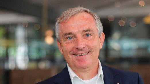 Michael Müller-Wünsch, CIO von Lekkerland.