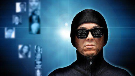 Die Kräfte, die uns aus dem Cyberspace bedrohen, sind noch anonymer als jeder Dunkelmann mit Sonnenbrille.
