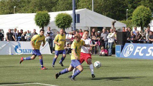 Einmal im Jahr veranstaltet Ista ein länderübergreifendes Fußballturnier, das bei den Mitarbeitern immer auf Begeisterung stößt.