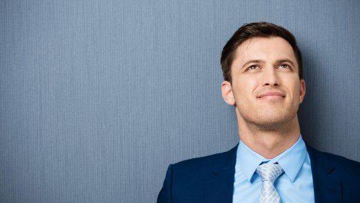 """Zwiesprache mit sich selbst kann helfen, ruhiger zu werden, wenn man das """"ich"""" gedanklich zum """"du"""" macht."""