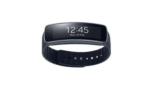 Die Samsung Gear Fit.