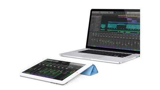 Logic Pro X kostet 180 Euro und ist bereits verfügbar.