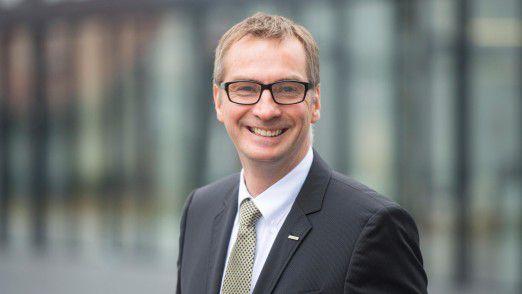 """""""Mit unserer alten IT-Plattform konnten wir nur Daten aus der Vergangenheit auswerten. Jetzt sind wir in der Lage, mit den Echtzeit-Daten in die Zukunft gerichtete Analysen zu erstellen"""", berichtet CIO Matthias Mehrtens von Kärcher."""