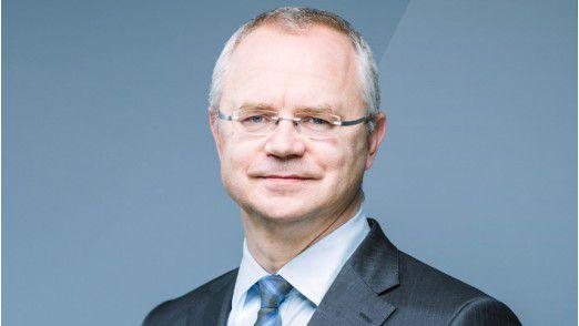 VOICE-Präsident Thomas Endres initiiert die Umfrage zur Zusammenarbeit von Traditionsunternehmen und Startups.