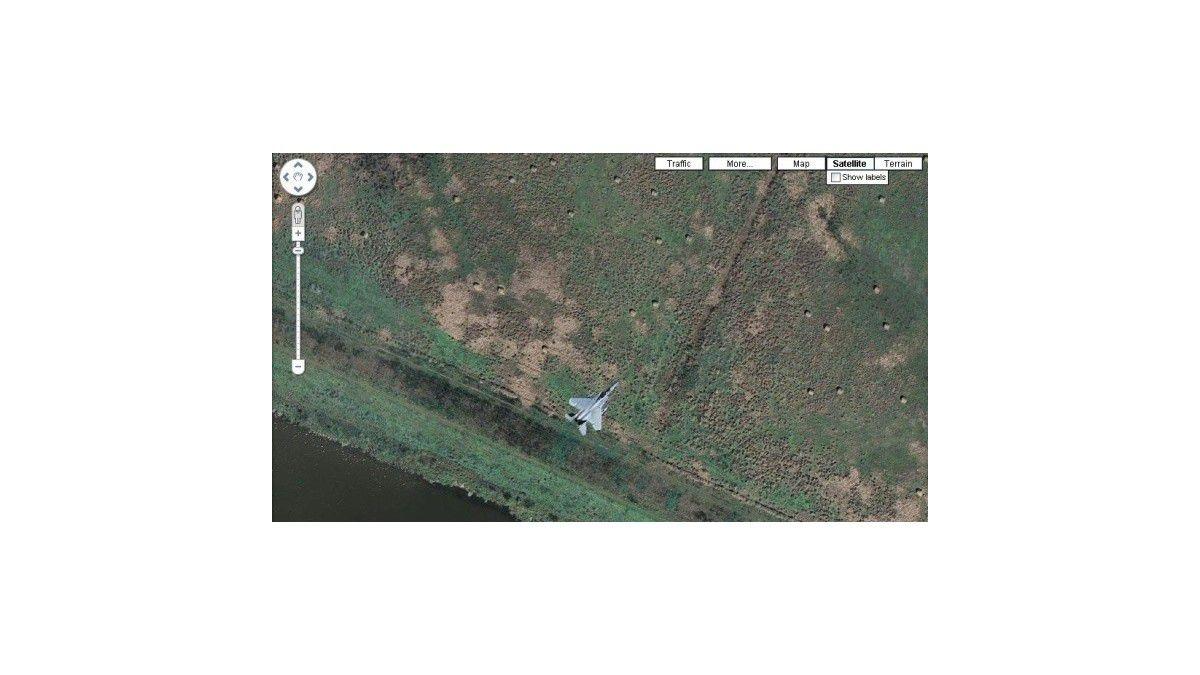 Kuriose Einblicke Was Sie Auf Google Maps Nicht Sehen Durfen Cio De