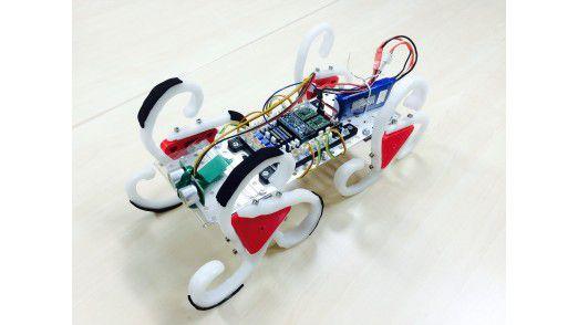 Das Institut für Robotik und Embedded Systems der Technischen Universität München gehört zu den führenden Einrichtungen in diesem Bereich.