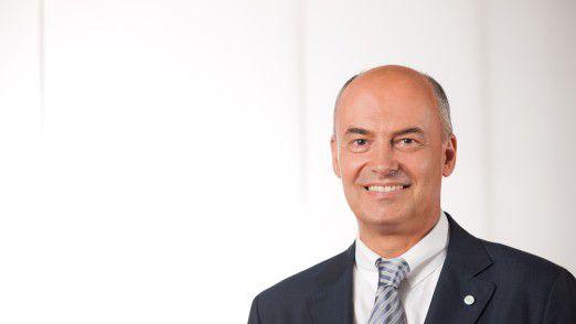 Daniel Hartert ist CIO der Bayer AG.