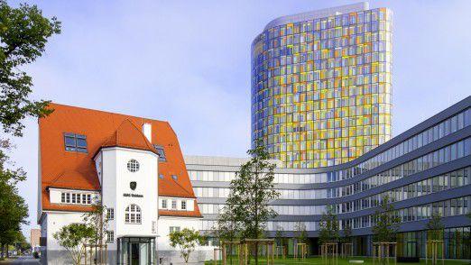 ADAC-Zentrale in der Münchner Hansastraße.