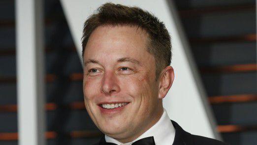 """Tesla muss Mitarbeiter entlassen. Anders sei Teslas """"Mission"""" nicht zu erfüllen, so Tesla-Chef Elon Musk."""