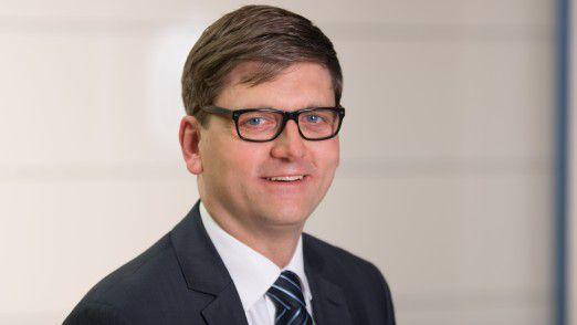 Thorsten Wittmann wird neuer Vorstand für das Ressort Leben/IT.