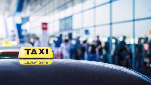Deutschlands Taxibranche ist durch Sharing-Apps gewaltig unter Druck geraten.