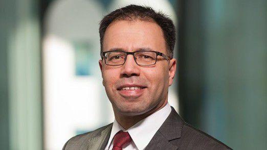Yasser Eissa, Vizechef für das IBM-Cloud-Geschäft in Europa