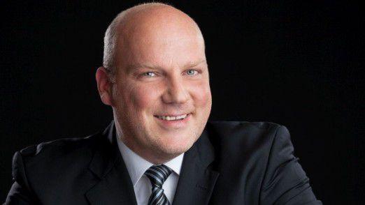 Marco Kahrau ist neuer IT-Leiter bei Apollo-Optik in Schwabach.