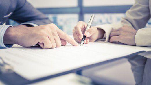 Ein Aufhebungsvertrag kann für beide Seiten die bessere - und oftmals günstigere - Lösung sein.