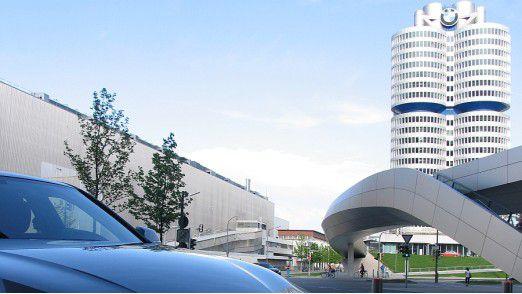 BMW-Vierzylinder in München: Die BMW Group erwirtschaftete im Jahr 2017 einen Gewinn in Höhe von 8,6 Milliarden Euro.