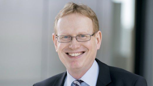 Martin Hölz, CIO bei thyssenkrupp.