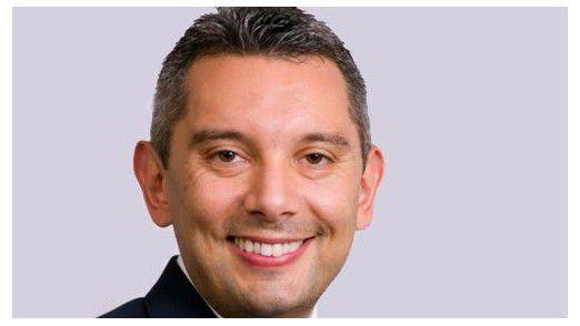 Mike Dargan, CIO der Schweizer Bank UBS.