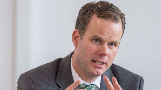 Markus Schmitz wird neuer CIO der Bundesagentur für Arbeit
