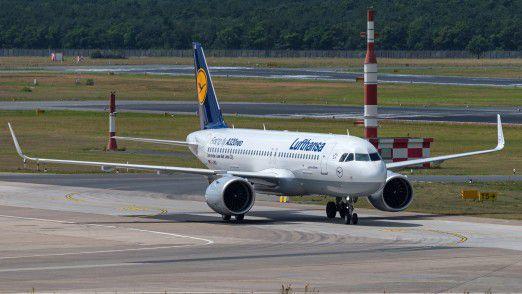 Die Lufthansa kann sich dieses Jahr nicht mehr auf Rückenwind durch billiges Kerosin verlassen.