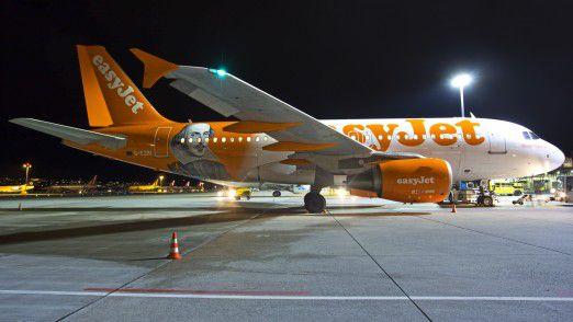 Die britische Fluglinie Easyjet hat neben anderen europäischen Fluglinien Interesse an Air Berlin gemeldet.