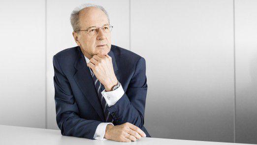 Volkswagen-Aufsichtsratsvorsitzender Hans Dieter Pötsch plant eine Vorstandserweiterung.
