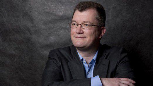 Peter Leukert ist CIO der Deutschen Telekom.