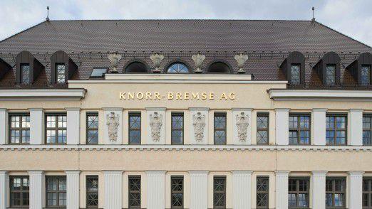 Hauptsitz von Knorr-Bremse in München