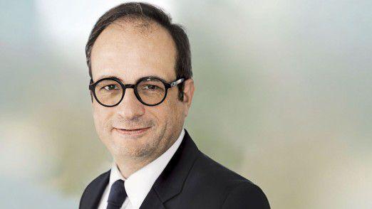 Frank Rosenberger ist IT-Vorstand bei der TUI Group.