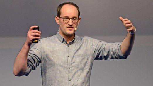 David Mattin stellte fünf Consumer-Trends vor.
