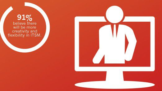 Beim ITSM sind speziell Kreativität und Flexibilität gefragt.