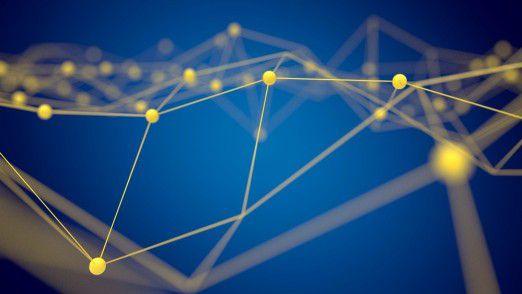 Die Blockchain wird die Art, wie weltweit Geschäfte gemacht werden, verändern.