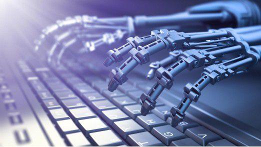 Künstliche Intelligenz transformiert schon jetzt viele Prozesse in Unternehmen, berichtet die Accenture-Expertin Diana Bersohn.