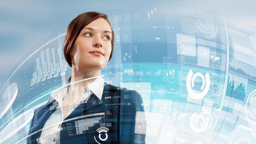 Frauen haben auf dem IT-Arbeitsmarkt besonders gute Chancen.