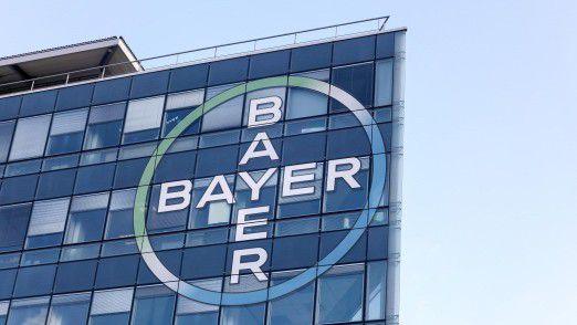 Bayer erwartet Abschluss von Monsanto-Kauf weiter Ende 2017.