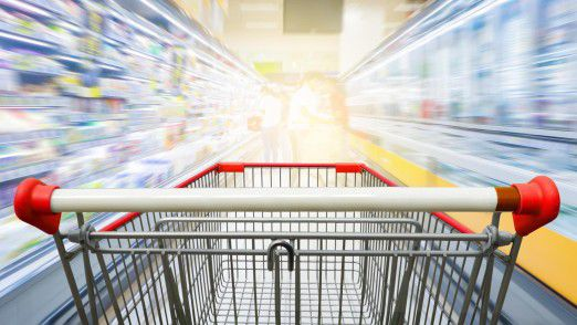 Deutschland ist Supermarktland.