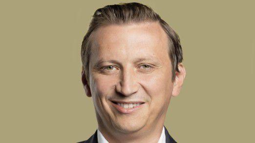 Rewe-Vorstandsvorsitzender Lionel Souque