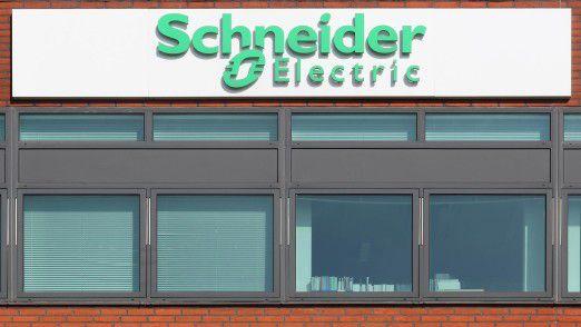 Schneider Electronic plant die Übernahme von ASCO Power Technologies.