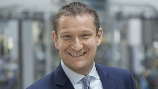 Christian Niederhagemann ist neuer CIO bei Mann+Hummel.