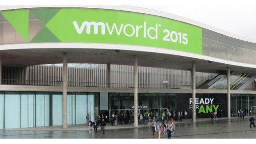 VMworld 2015 in Barcelona