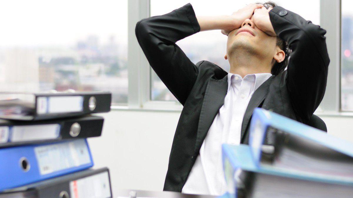 Tipps dagegen: 11 psychische Belastungen am Arbeitsplatz - cio.de