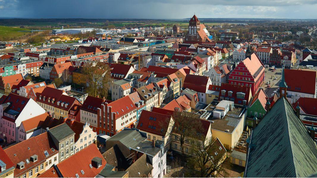 Mecklenburg Hauptstadt