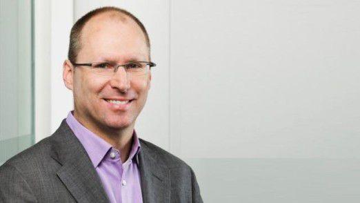 Mike Nefkens SVP Hewlett-Packard Enterprise