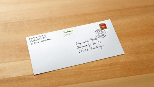 Der Brief ist zwar auf dem Rückzug, wird aber nicht völlig verschwinden.