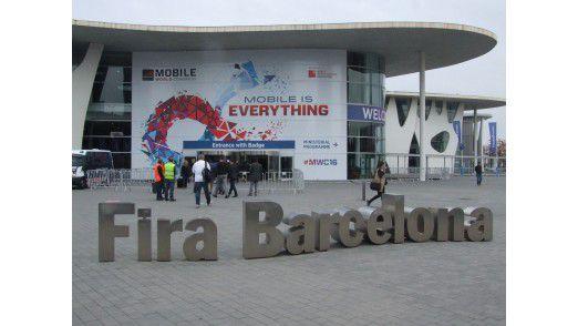 Die Fira Gran Via platzte schon beim Mobile World Congress 2016 fast aus allen Nähten.
